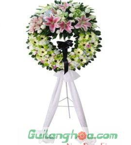 Đặt Vòng Hoa Tang Lễ Quận Tân Phú