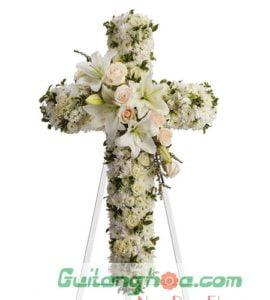 Đặt Vòng Hoa Tang Lễ Tây Ninh
