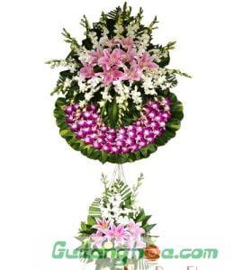 Đặt Vòng Hoa Tang Lễ Long An
