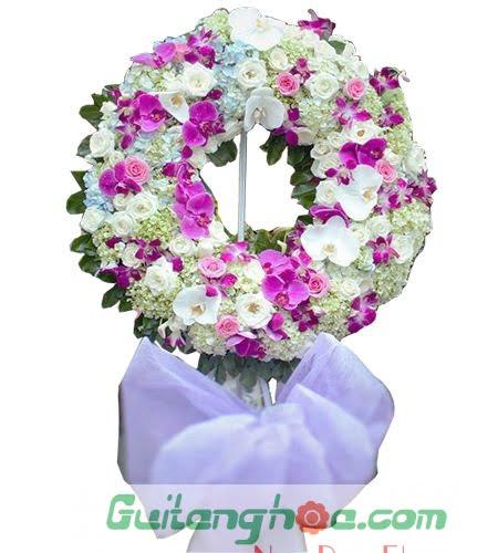 Đặt Vòng Hoa Tang Lễ Vũng Tàu