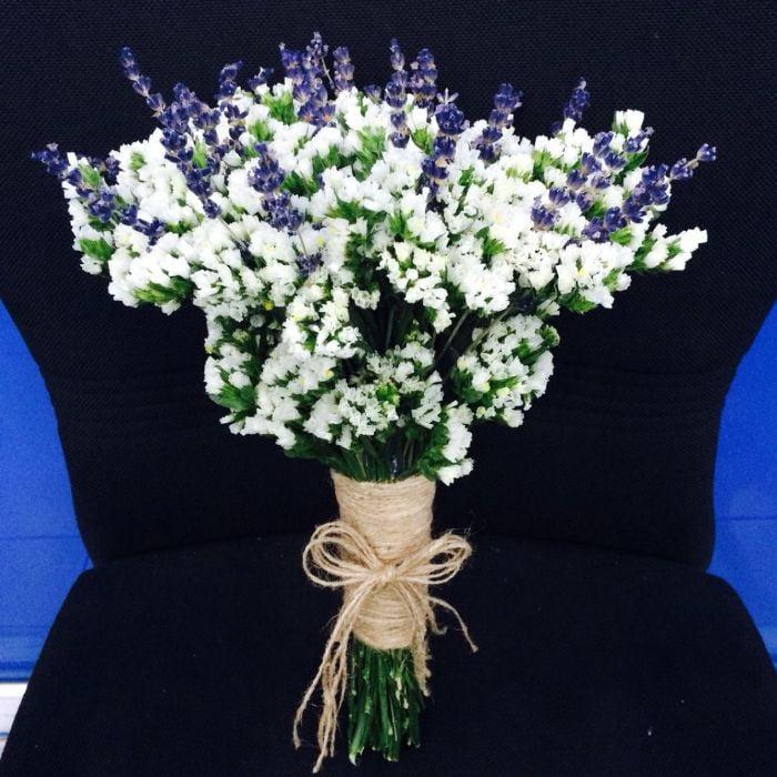 Hoa salem màu trắng